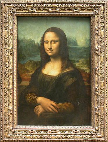 Mona Lisa-La Gioconda