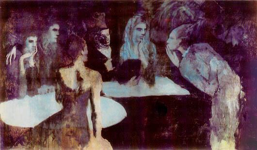 Les Noces de Pierrette-Pablo Picasso