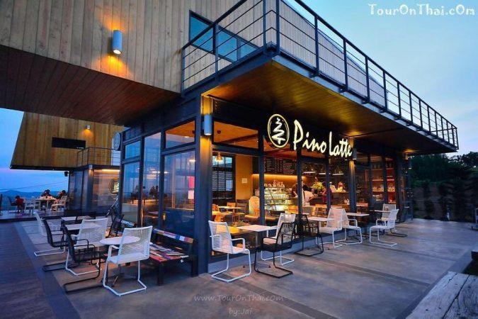 10 ร้านกาแฟเขาค้อวิวสวย Le Bonheur Khao Kho