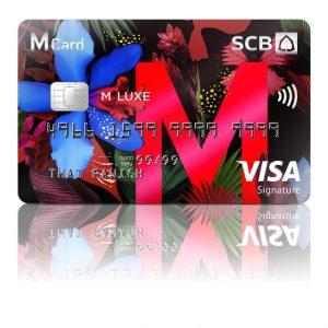 SCB M Card