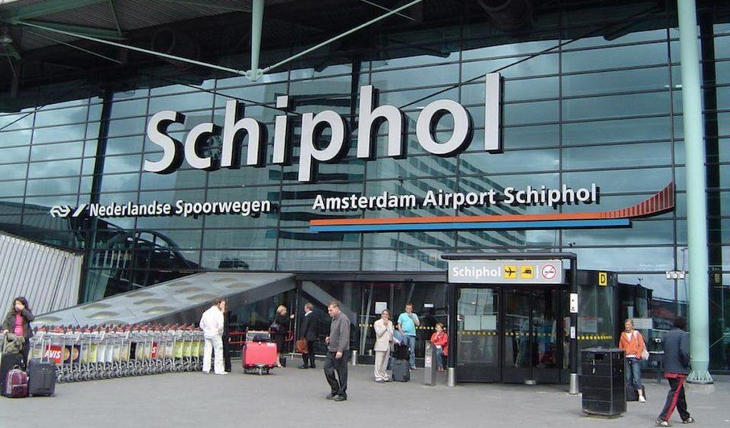 สนามบินอัมสเตอร์ดัม