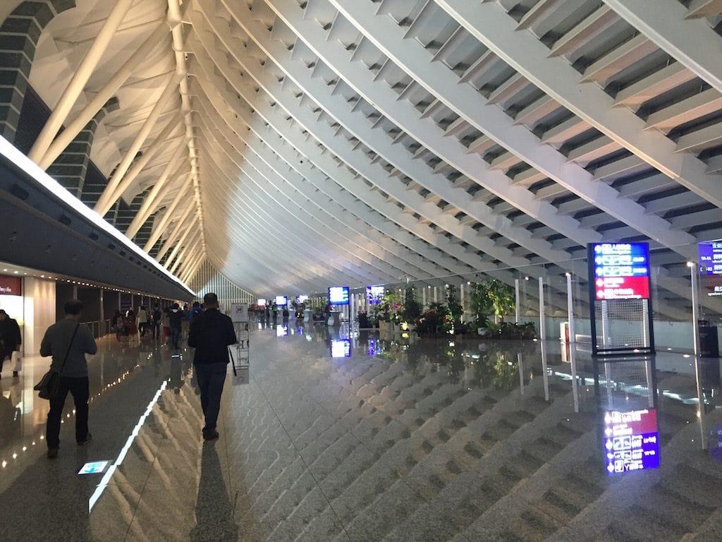 สนามบินเถาหยวน Taiwan Taoyuan