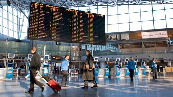 สนามบินเฮลซิงกิ (Helsinki)