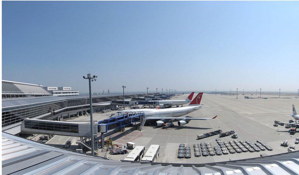 สนามบิน ชูบุเซ็นแทรร์