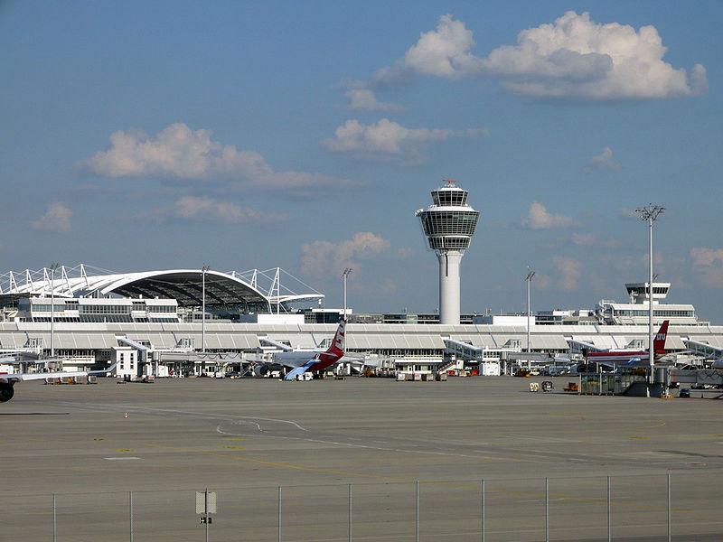 สนามบิน มิวนิก