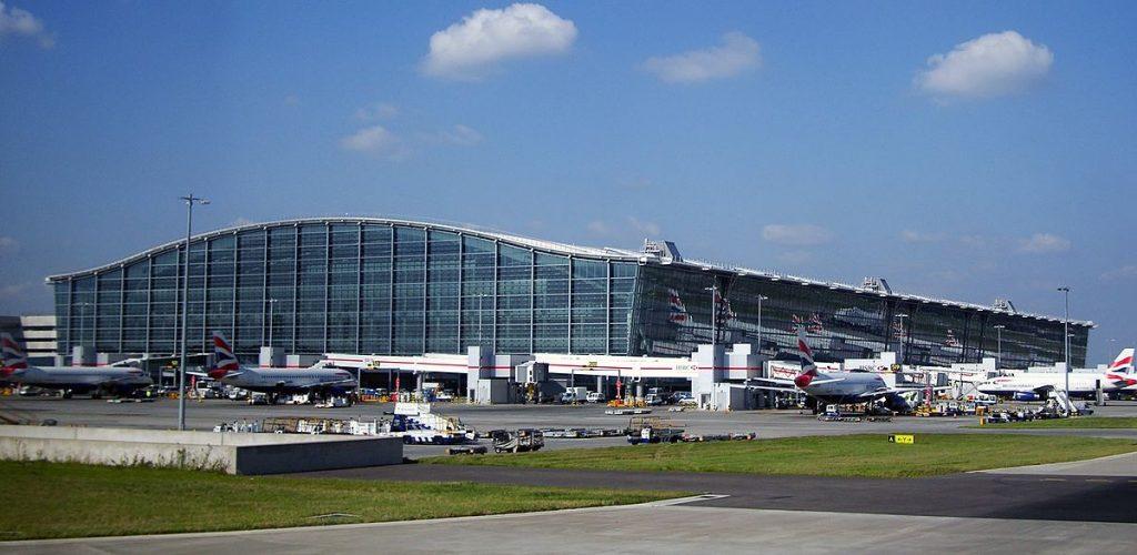 สนามบิน ลอนดอนฮีทโธรว์