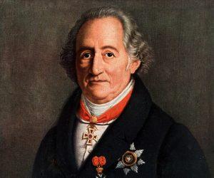 Johann Goethe (โยฮันน์ วอล์ฟกัง ฟอน เกอเทอ)