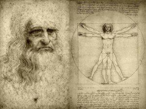 Leonardo da Vinci (เลโอนาร์โด ดา วินชี)