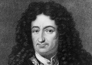 Gottfried Leibniz (กอทท์ฟรีด วิลเฮล์ม ไลบ์นิซ)