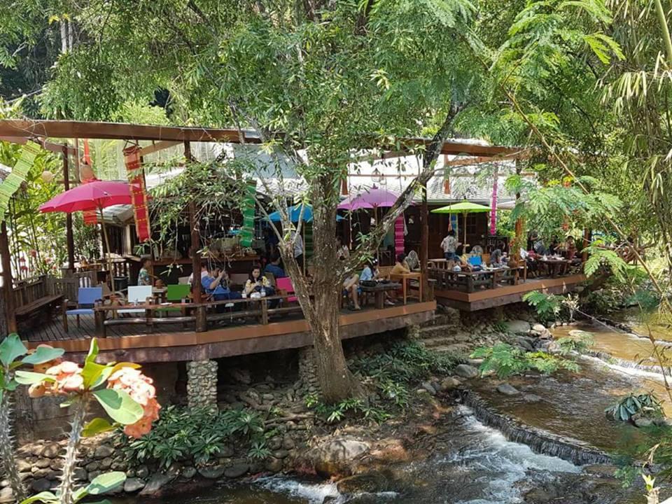 ร้านกาแฟปางร่ม แม่กำปอง Asiatop10