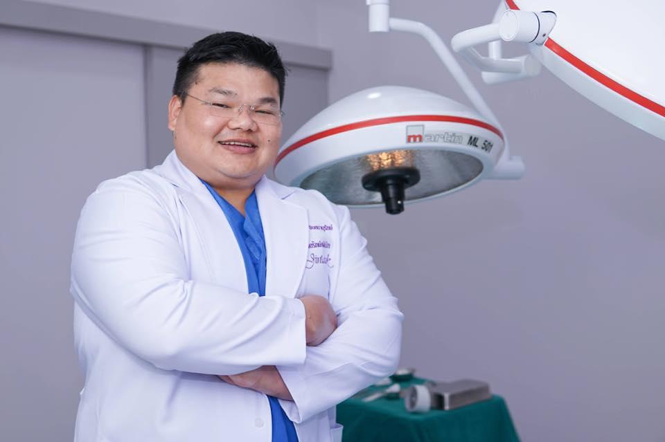 หมอเชษฐ์ จินตรักษ์ - Jintarak Clinic