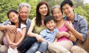 ภาพถ่ายครอบครัว