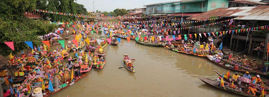 10 งานประเพณีของไทย วัฒนธรรมหนึ่งเดียวในโลก 20