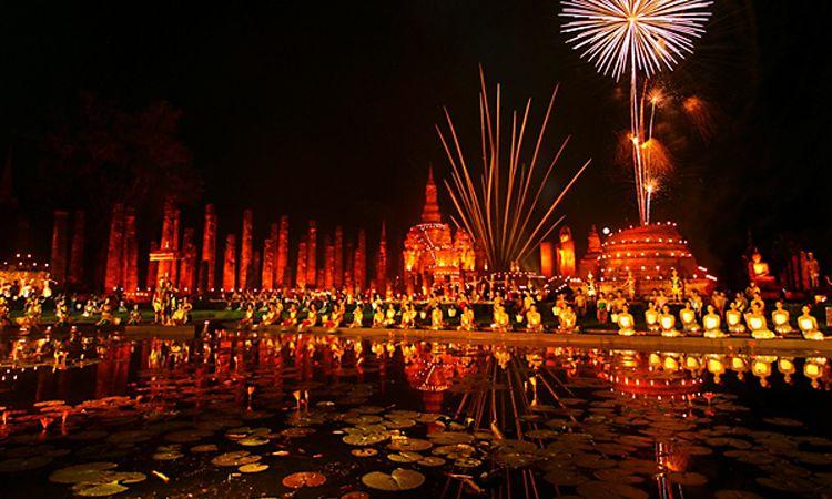 10 งานประเพณีของไทย วัฒนธรรมหนึ่งเดียวในโลก 16
