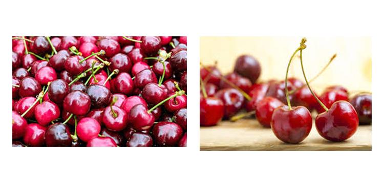 เชอร์รี่ผลไม้ที่มีประโยชน์