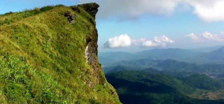 ภูชี้ฟ้าตอนกลางวัน