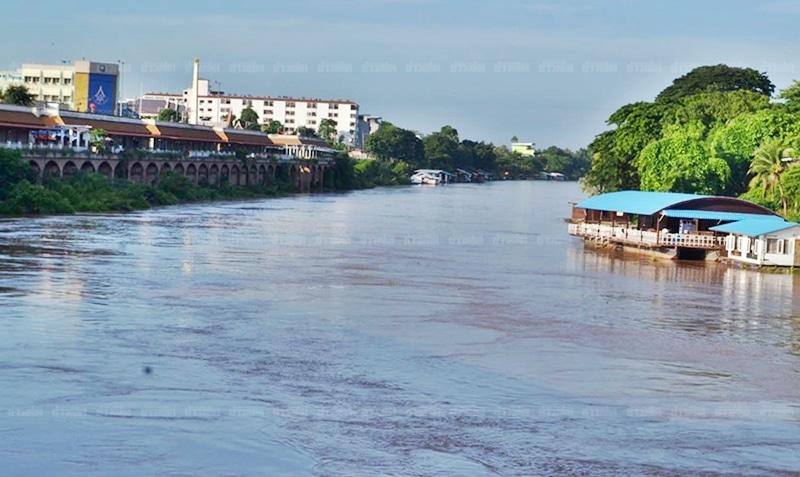 10 อันดับ แม่น้ำที่มีความยาวที่สุดในไทย 1