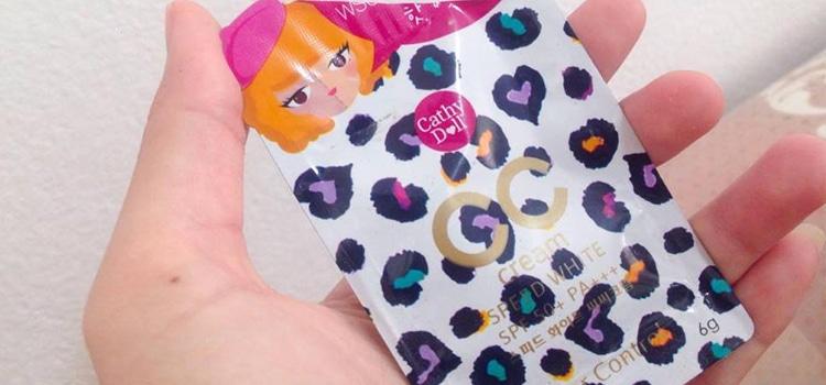 Cathy doll CC Cream