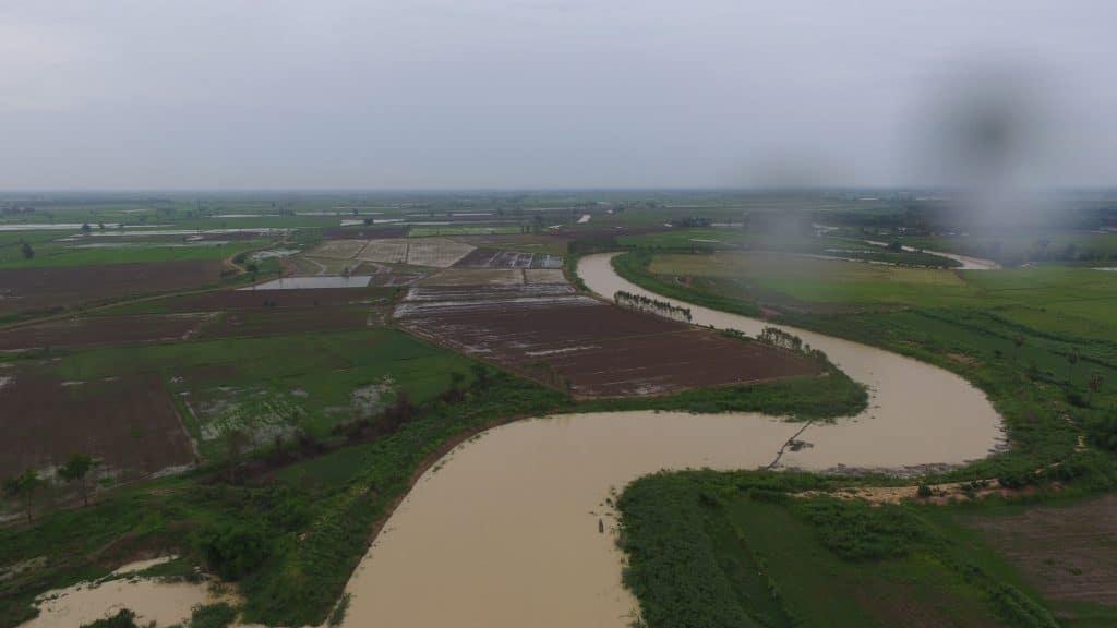 10 อันดับ แม่น้ำที่มีความยาวที่สุดในไทย 3