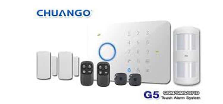 สัญญาณกันขโมย Chuango CG-G5
