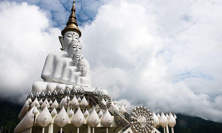 10 วัด UNSEEN THAILAND ทำบุญไหว้พระชมสถาปัตยกรรมที่สวยงาม 1