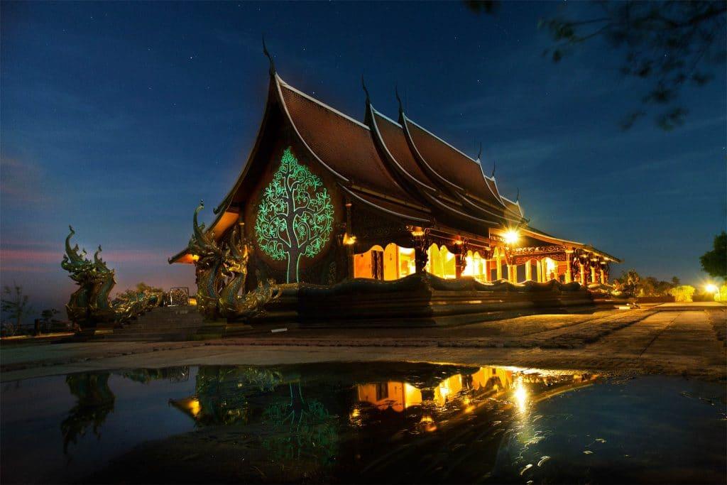 10 วัด UNSEEN THAILAND ทำบุญไหว้พระชมสถาปัตยกรรมที่สวยงาม 2