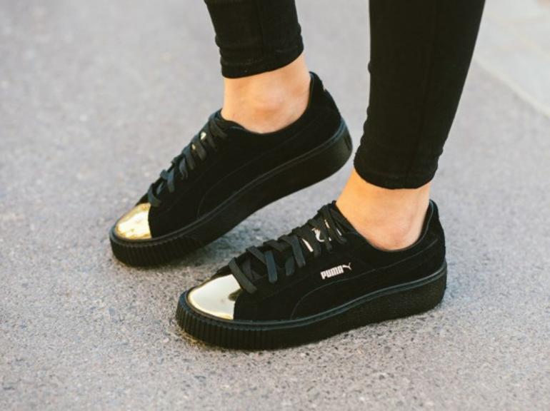 รองเท้าผ้าใบ แบรนด์ PUMA