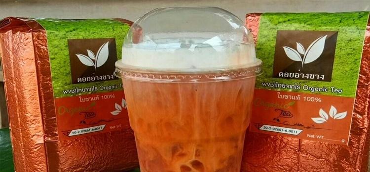 ผงชาไทย