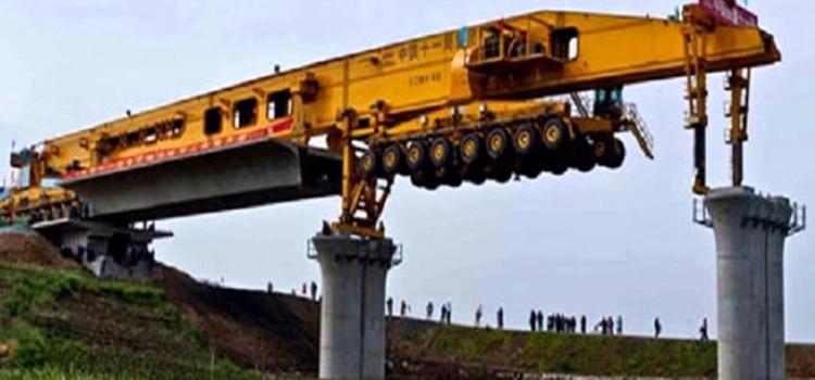 SLJ900/32 Bridge girder