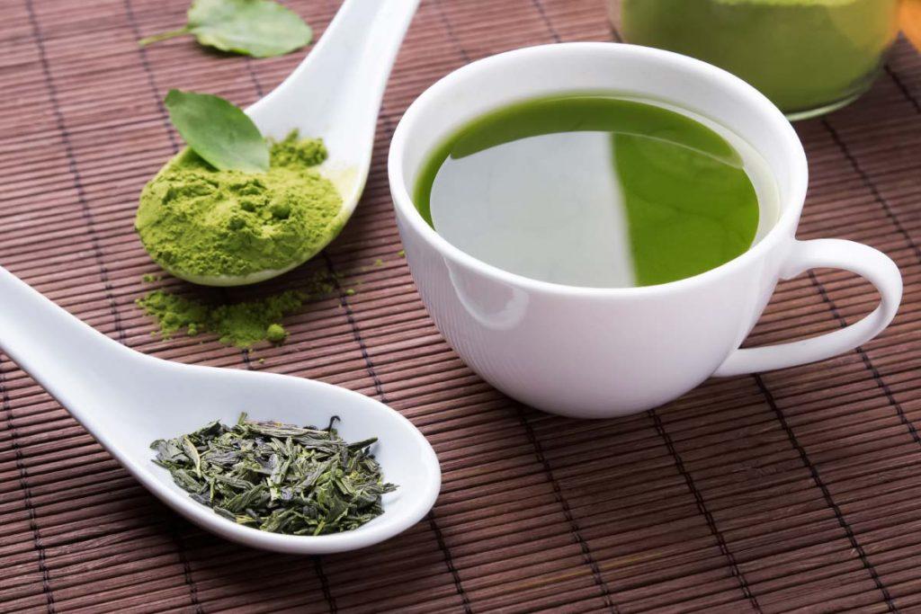 ประโยชน์ของการดื่มชาเขียว