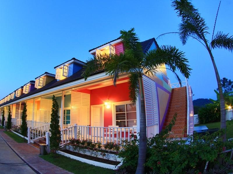 บ้านพักแกลเลอรี่ ริมโขง
