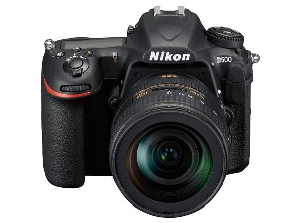กล้อง DSLR Nikon D500