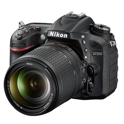 กล้อง DSLR Nikon D7200