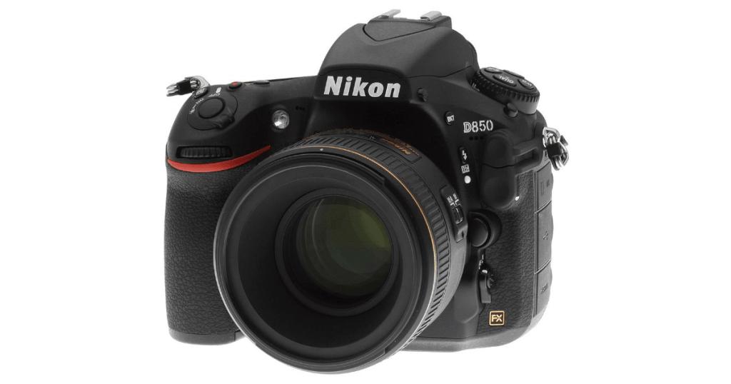 กล้อง DSLR Nikon D850