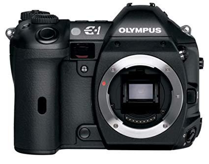กล้อง DSLR Olympus E-1