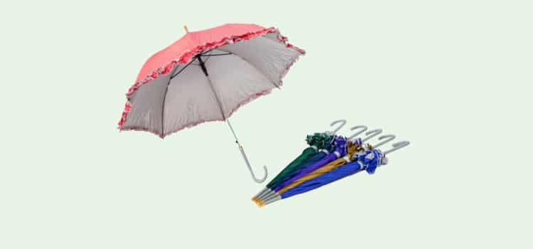 ร่มอุปกรณ์ที่ต้องมีในหน้าฝน