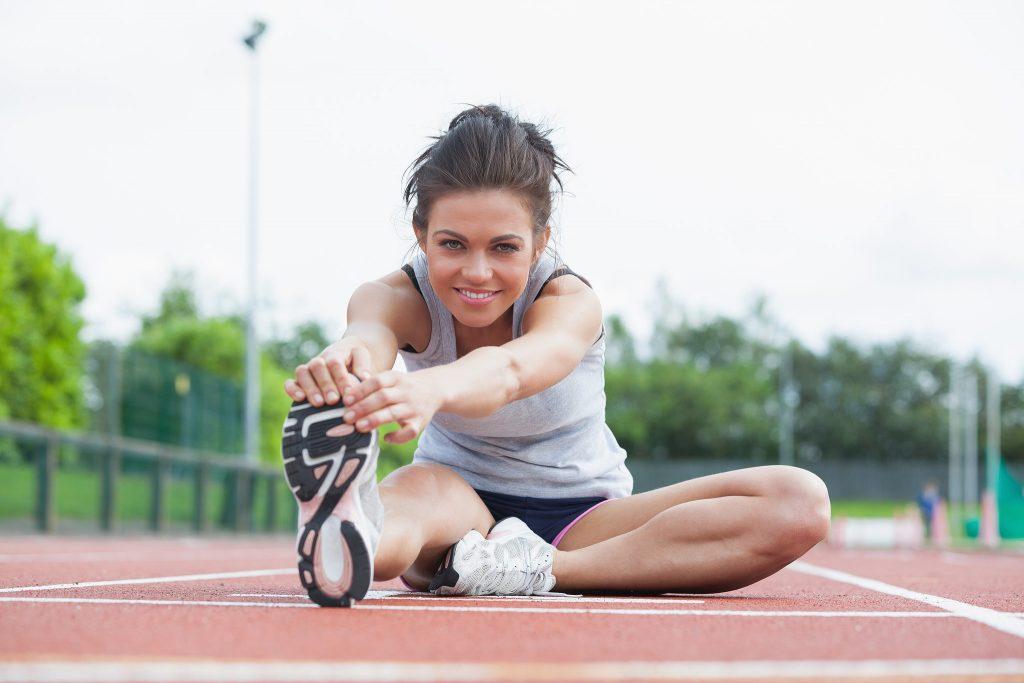 การเตรียใร่างกายให้พร้อมก่อนการวิ่ง