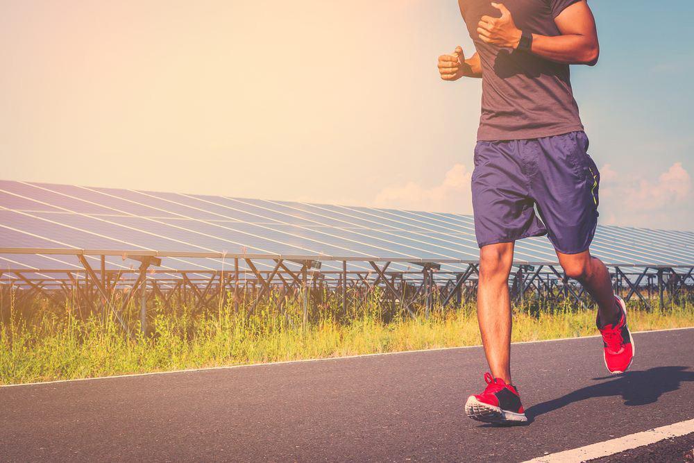 วิ่งสลับเดินเร็ว