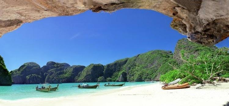 เกาะพีพี ประเทศไทย