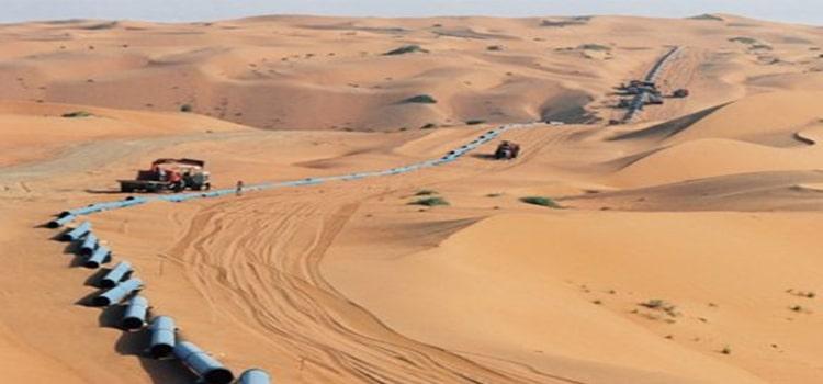 อากาศร้อนของประเทศซาอุดิอาระเบีย