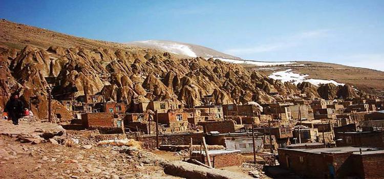 อากาศร้อนของประเทศอิหร่าน