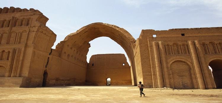 อากาศร้อนของประเทศอิรัก