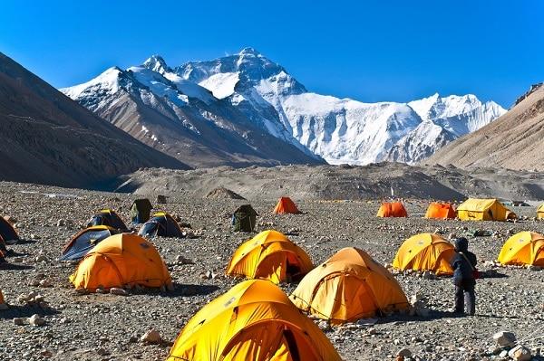 ภูเขาเอเวอเรสต์ (Mount Everest)