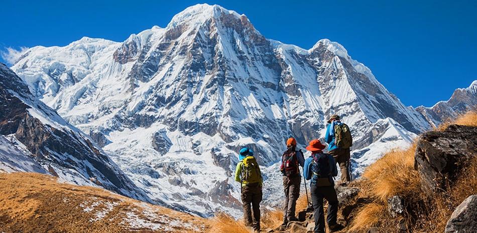 ภูเขาอันนาปุรนะ (Annapurna )
