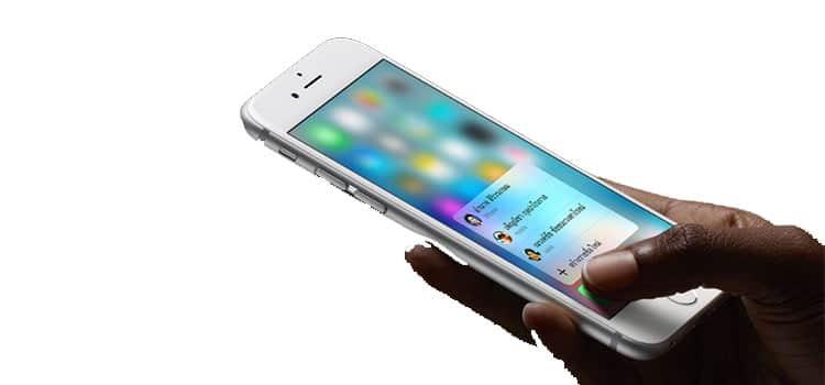 ระบบการปฏิบัติงานของ iOS