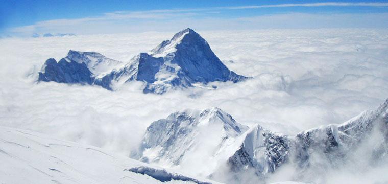 ภูเขามาคาลู (Makalu)