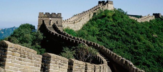 GREAT WALL MUTIANYU กำแพงเมืองจีน จีน