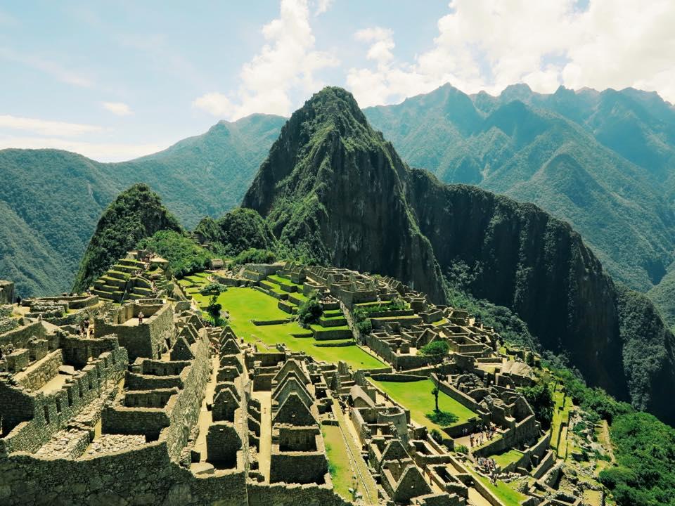 Machu Picchu เปรู