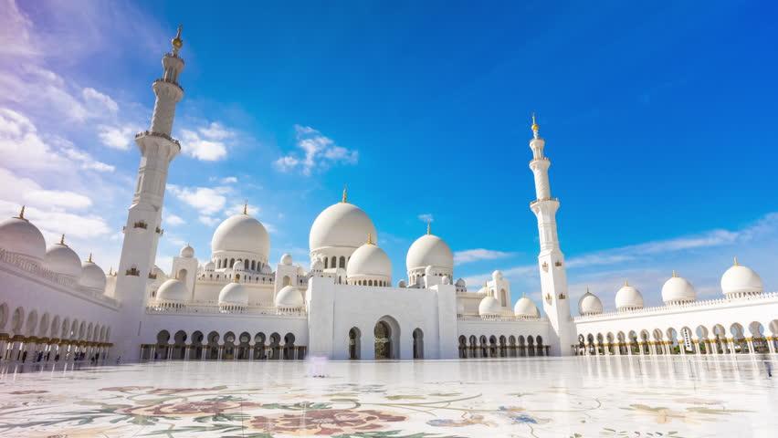 Sheikh Zayed Grand Mosque สหรัฐอเมริกา