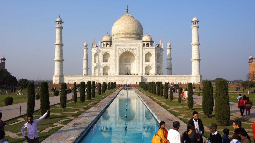 Taj Mahal อินเดีย